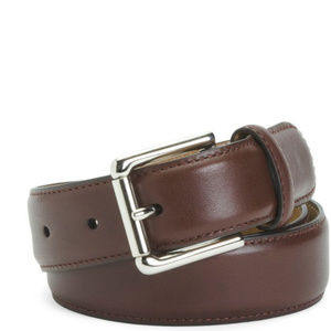 NWT - COLE HAAN Colebrook Leather Belt